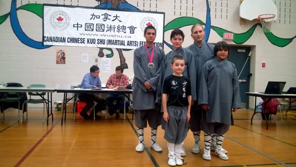 26th Canadian National KungFu Championship