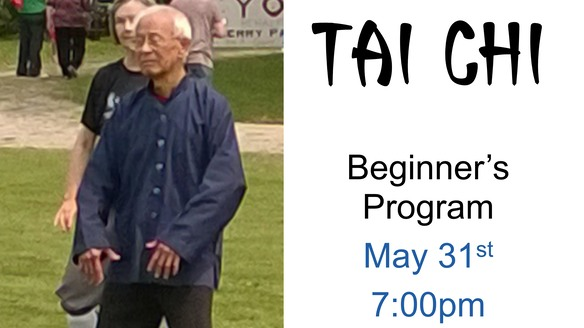 New Tai Chi Beginner's Program